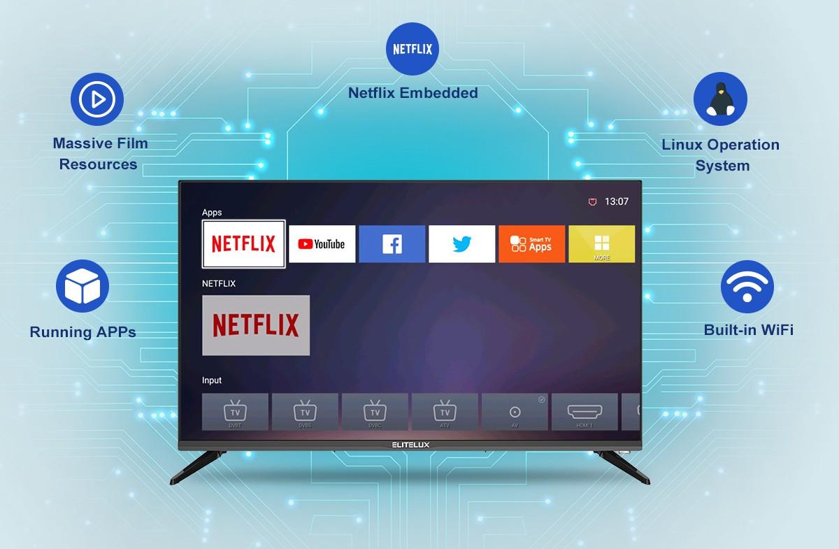 Start Smart Life from Smart TV